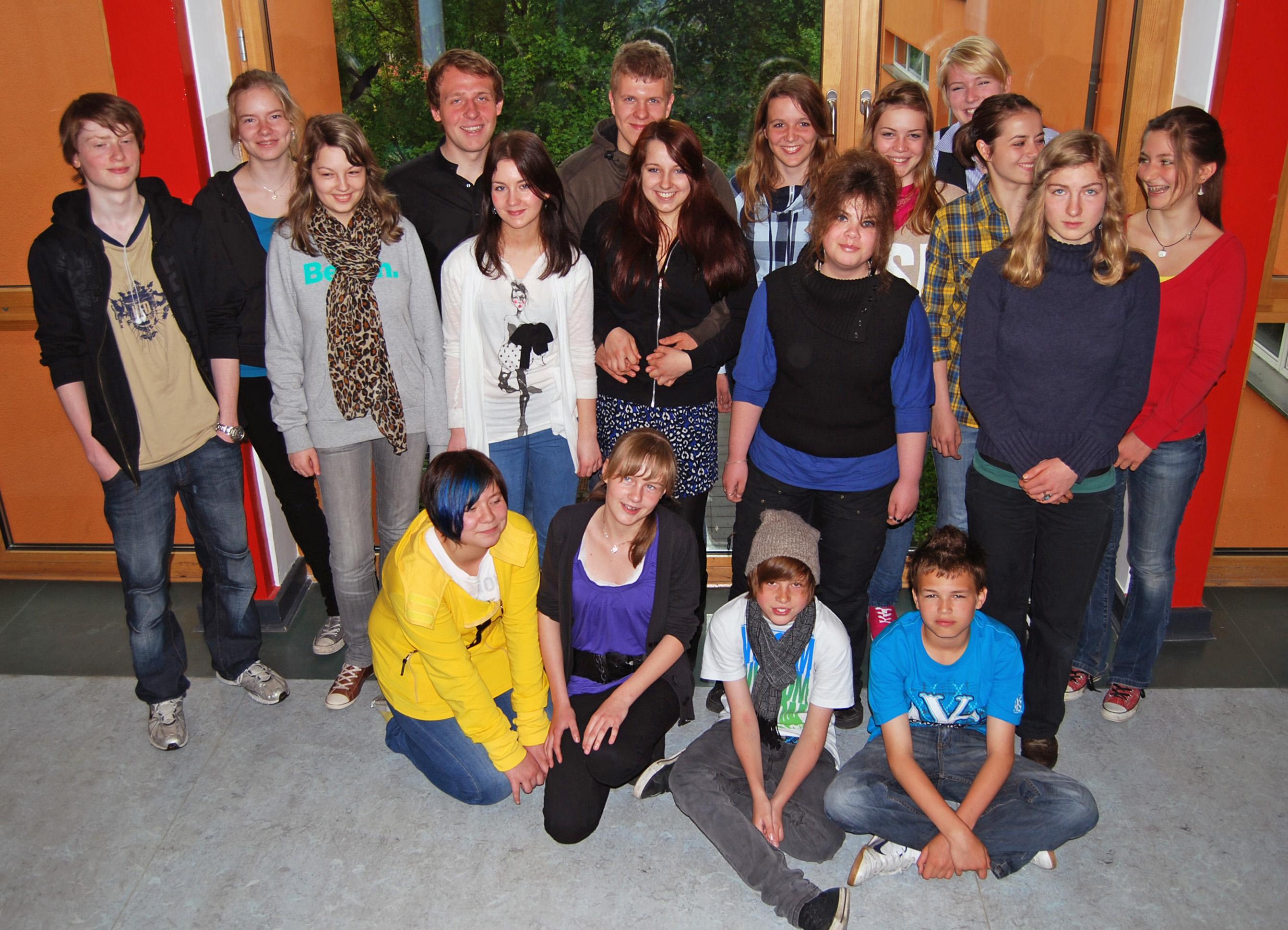 Schuljahr 2009-2010