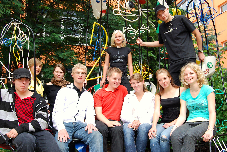 Schuljahr 2006-2007 Ende