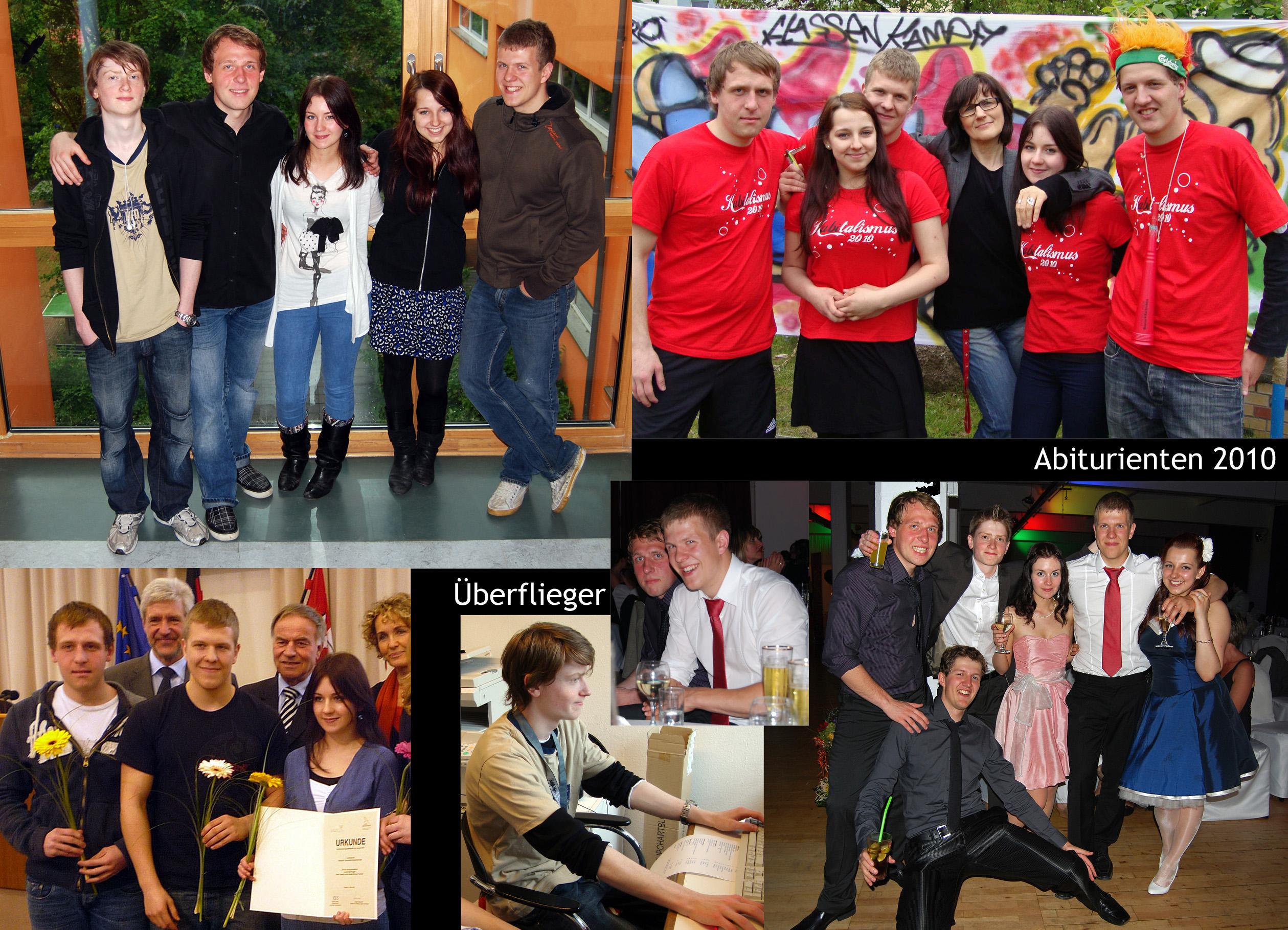 Redakteure. Abitur 2010
