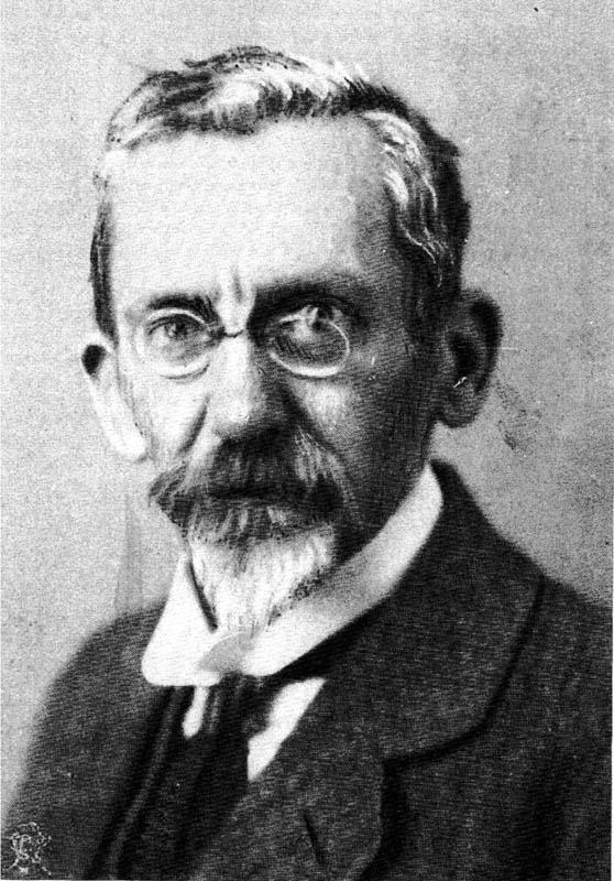 Berlin. Emil Krebs im August 1925