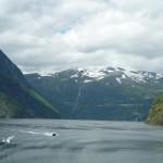 Auf dem Geirangerfjord