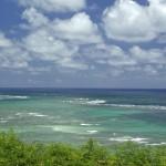 Hawaii - Blick auf den Pazifik