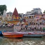 Varanasi ist eine der ältesten Städte Indiens und gilt als heiligste Stadt des Hinduismus.