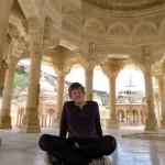 König Karl. Königsgräber in Jaipur, der Hauptstadt des Bundesstaates Rajasthan, 300 Kilometer südwestlich von Delhi und 200 Kilometer westlich von Agra