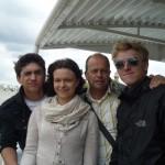 Pascal, Laura, Herr Ritter und ...