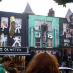 Stefan in Londons ... Viertel