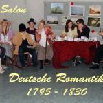 Literarischer Salon - angekommen in der Romantik im Dezember 1811