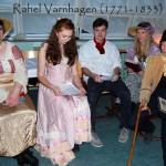 Rahel Varnhagen, geb. Levin, ist berühmt für ihren literarischen Salon in Berlin
