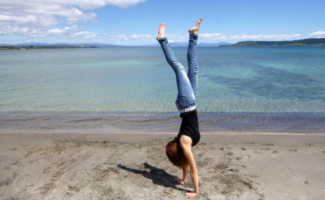Neuseelands Kueste