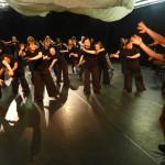 """Offener Workshop zum Tanztheaterstück """"Jahreszeiten""""."""