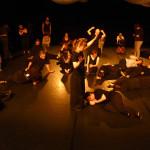 """""""Frühlings Erwachen"""" im Offenen Workshop zum Tanztheater """"Jahreszeiten"""" nach Musik ausVivaldis Violinkonzert """"Die vier Jahreszeiten"""""""