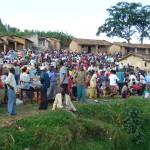 Markt auf dem Weg nach Kirinda