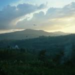 Morgenstimmung Kirinda